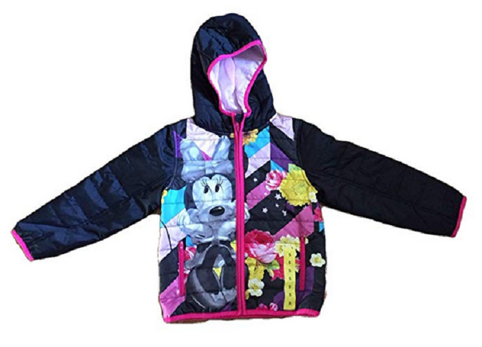 DISNEY STORE MOANA RAIN COAT JACKET ~ GIRLS 5//6