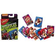 Uno Teenage Mutant Ninja Turtles Card Game - $7.95