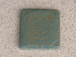 "Victorian 5""x5"" Tile Molds (12) Make Hundreds of Cement Plaster Floor Wall Tiles image 3"