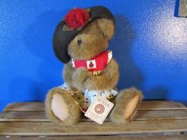 """Boyd's Boyds Bears Leslie B Ladybug Teddy Bear 16"""" Plush Head Bean Best ... - $19.00"""