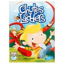 New! Chutes and Ladders Kids Fun Classic Board Strategy Fun Board Game A... - $15.83