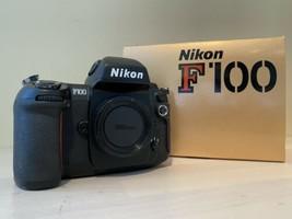 *MINT* Nikon F100 SLR 35mm Film Camera - Body Only - $297.00
