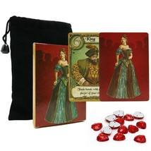 Board Game Best Quality New English Love Letter 2 To 4 Player Game Playi... - $17.93