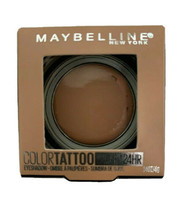 Maybelline Color Tattoo Up To 24HR Longwear Cream Eyeshadow 25 Urbanite - $7.19