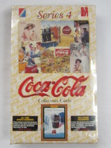 Coca-Cola Collector Cards - Series 4  1995 - NEW - $44.55