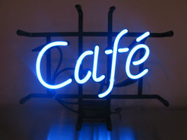 "New Cafe Coffee Shop Business Open Neon Sign 17""x14"" Ship From USA - $107.00"