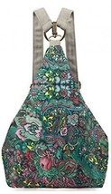 Black Butterfly Original Women's Bohemia National Style Canvas Backpack... - $62.96
