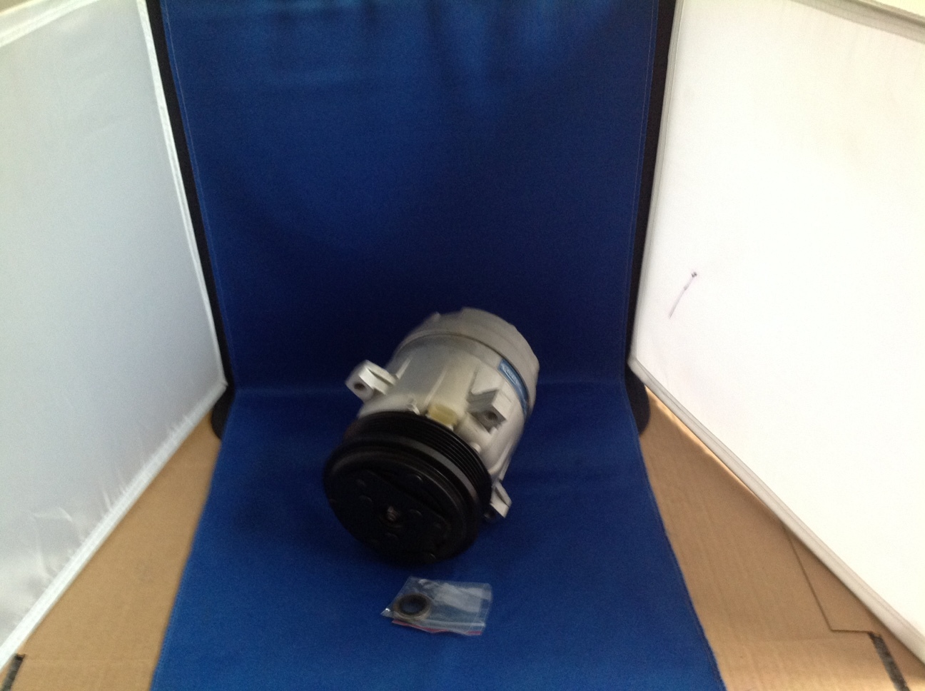 99-03 GMC Sonoma 2.2 Pickup Truck AC Air Conditioning Compressor with Clutch