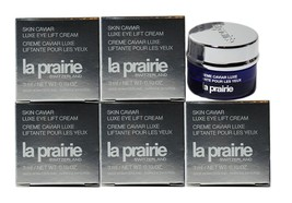 La Prairie Skin Caviar Luxe EYE Lift Cream Sample Size 3ml. (1 jar) - $34.20