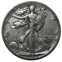 1929S Walking Liberty Half Dollar 90% Silver Coin Lot# B 5