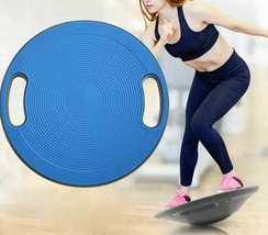 Yoga Balance Board Fitness Stability Disc Home Gym Waist Twisting Exerciser - £63.46 GBP