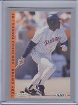TONY GWYNN 1993 Fleer Fruit of the Loom #28   (B7965) - $5.85