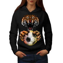 Sport Ball Tiger Animal Sweatshirt Hoody  Women Hoodie - $21.99+
