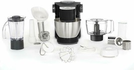 Moulinex Wizzo QA319810 Robot Of Baking Of 1000 W 7 Speed Stainless Stee... - $464.07