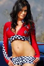 Checker Flag Shorts    2.5 x 3.5 Fridge Magnet - $3.99