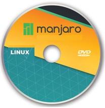 Manjaro 18.0.1 Mate - Install/Live DVD (64-bit) - $5.69