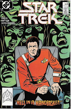 Classic Star Trek Comic Book #51, DC 1988, VERY FINE/NEAR MINT NEW UNREAD - $4.50