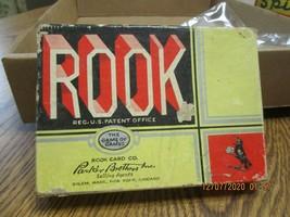 Vintage Game  ROOK Card Game 1948  Complete - $17.82