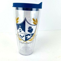 Tervis  Cathedral Parish School Hot Cold  24 oz Plastic Tumbler St Augus... - $24.74