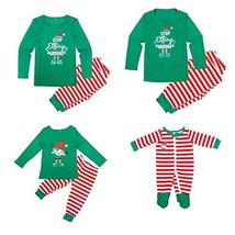 Dad Mom Baby Kid Family Matching Christmas Pajamas Sleepwear Homewear Se... - $13.69