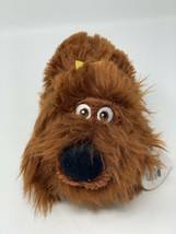 "Ty DUKE the Dog The Secret Life of Pets Movie Stuffed Animal 8"" Lovey - $8.21"