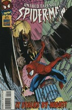 Untold Tales of Spider-Man #2 VF 1995 Marvel Comic Book - $1.95