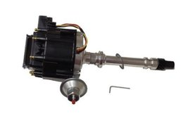 Proheader PE322B - Chevy HEI V8 Distributor with Adjustable Vacuum Advance 50k B