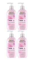 Garnier SkinActive Milk Face Wash with Rose Water, 6.7 Fl Oz (Pack of 2) - $24.39