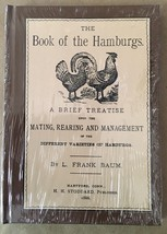 The Book Of The Hamburgs by L. Frank Baum 1st Hardback 1991 Edition Sealed - $269.50