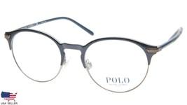 New Polo Ralph Lauren Ph 1170 9305 Matte Blue Eyeglasses Frame 49-19-145 B43mm - $88.19