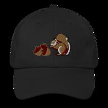 CHIPMUNK HAT / WILDLIFE HAT / ANIMALS HAT / COTTON CAP image 1