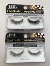 Ardell Professional Self Adhesive Demi Wispies Lashes ( two packs ) - $11.95