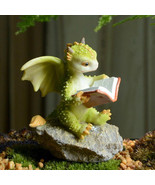 lovely Dinosaur model Resin Dinosaur 8*9cm Miniature art DIY Accessories... - £6.22 GBP