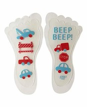 Sticky Feet - Sock and Stockings Feet Grip Stickers - Car and Trucks
