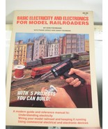 Electricity and Electronics for Model Railroaders Don Fiehmann Kalmbach ... - $13.50