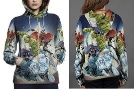 Illuminati ( Earth-616) Women's Zipper Hoodie - $49.80+