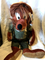 "Disney BRER FOX 22"" Plush Stuffed Animal From Song Of The South Disneyla... - $64.99"