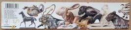 Les Animaux Dans L'Art /Animals in Art France 12 stamps  - $7.95