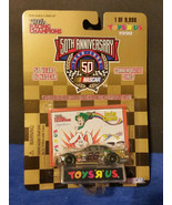 1998 RACING CHAMPIONS 1/64 JOHNNY BENSON #26 LUCKY CHARMS TOYS R US GOLD... - $7.55