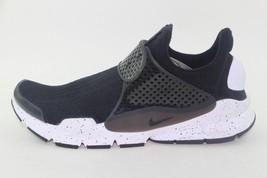 Nike Sock Dart Special Edition Men Size 9.0 Black White Comfortable New Rare - $106.91