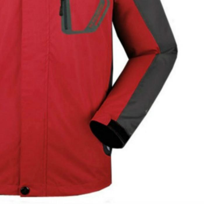 Outdoor Men and Women Sport Mountaineering Wear Warm Snowboarding Jacket