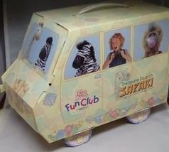 Precious Moments Fun club Treasure Search Safari 2001 in Original Box - $17.64