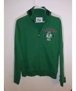 Boston Celtics G-III 4Her by Carl Banks Women's Jump Shot Full-Zip Track... - $29.69