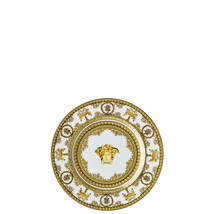 Versace by Rosenthal Baroque Bianco Plate 18 cm Set of 6 - $420.40