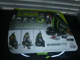 Franklin Multi-Purpose Slingbak Bag Baseball New 18.5in x 13in x 8in Neo... - $14.84