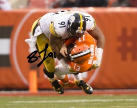 * Stephon Tuitt Signed Photo 8X10 Rp Autographed * Pittsburgh Steelers Sack ! - $19.99