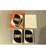 Vintage 1979 International Games Original UNO Card Game Pack COMPLETE - $24.45