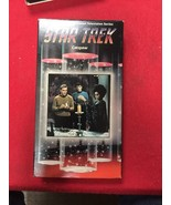 Star Trek Classic VHS with Previews - Catspaw - $15.51