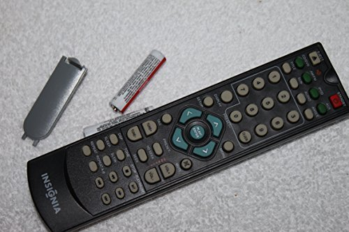 Insignia Ns-hd3113 Dvd System Remote Control Tested with Batteries