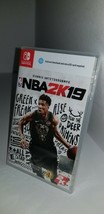 NBA 2K19 2019 FOR NINTENDO SWITCH NEW FACTORY SEALED  - $28.66